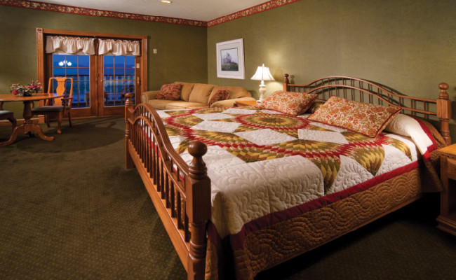 Carlisle Inn King Bed