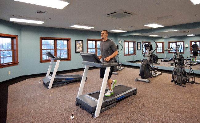 Carlisle Inn Exercise Room