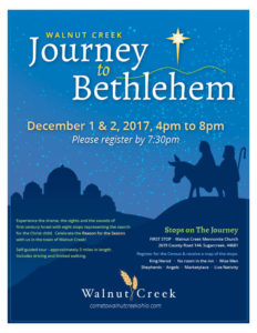 Journey to Bethlehem 2017