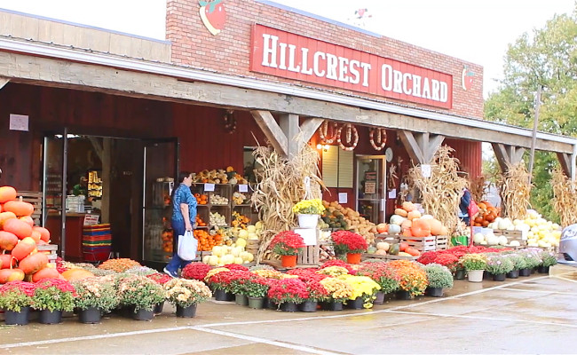 Hillcrest Orchard store