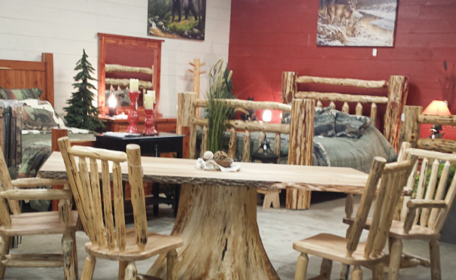 Log Home Furnishings