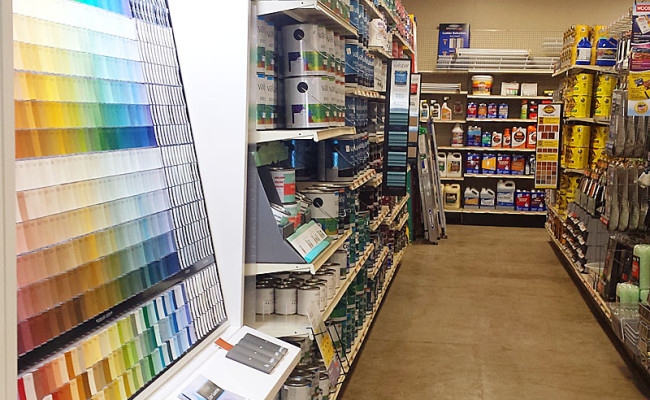 Valspar Paints and Painting Tools