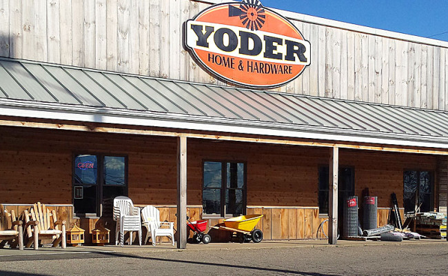 Yoder S Hardware Store Old Fashioned Quot Everything Quot Store
