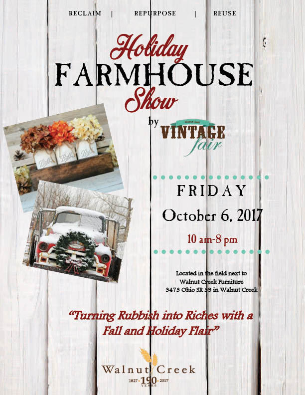 Holiday Farmhouse Show