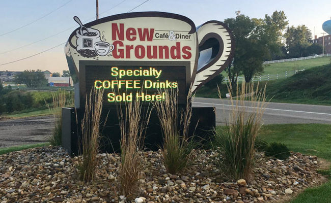 New Grounds Cafe