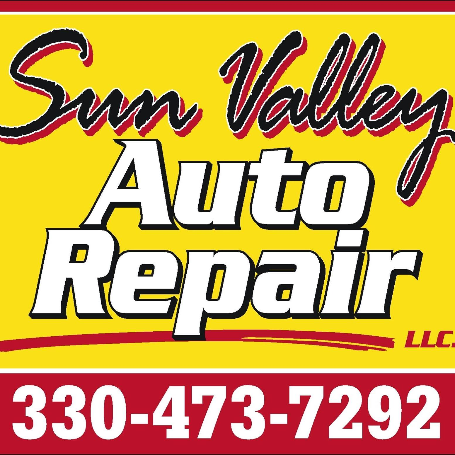 Sun Valley Auto Repair Logo