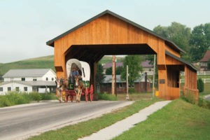 Walnut Creek Ohio Covered Bridge