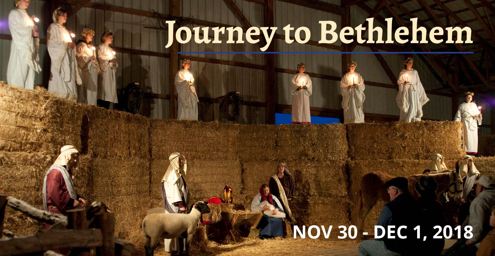 Walnut Creek Journey to Bethlehem