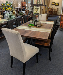 Furniture Guidelines: Amish-made Dining Room Set