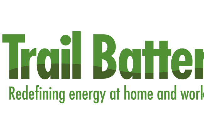 Trail Battery & Solar Logo