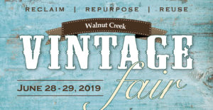 Walnut Creek Vintage Fair 2019