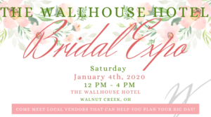 Wallhouse Hotel Bridal Expo