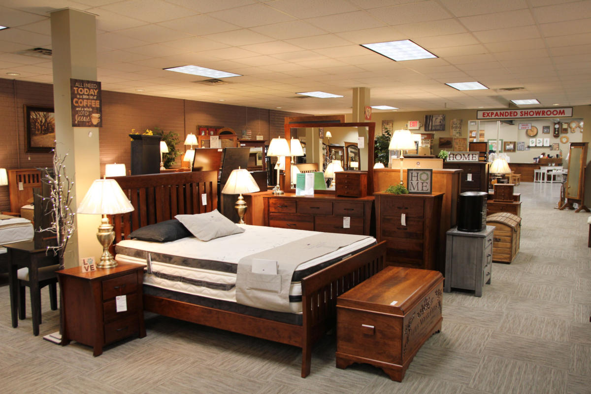 Swiss Valley Furniture Bed